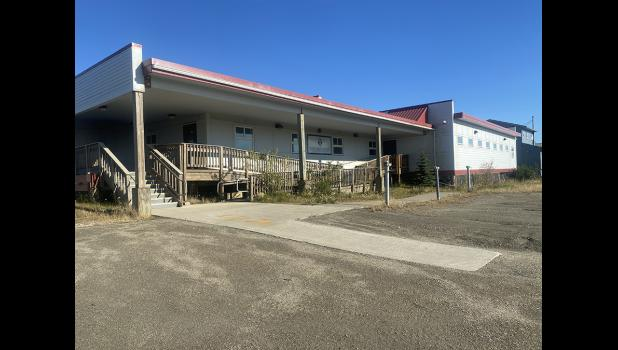 NOME YOUTH FACILITY— The facility was closed due to state budget constraints two years ago.