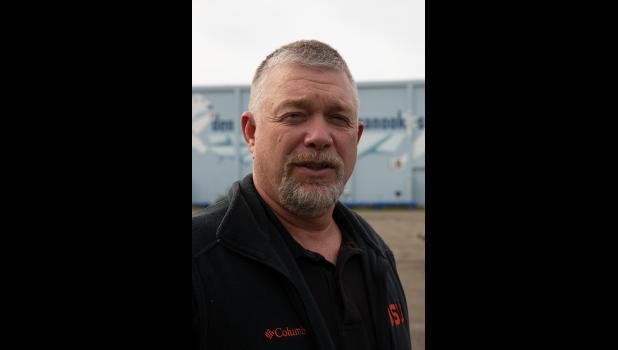 NEW PRINCIPAL – Jay Thomas is the new principal at Nome-Beltz Jr./Sr. High School this year.