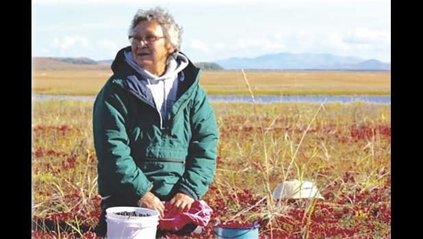 Janet Ruth 'Ayaachiaq' Koutchak