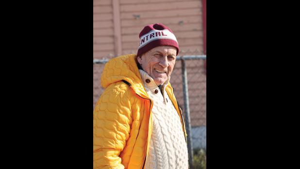 Candidate for Mayor: Incumbent Richard Beneville