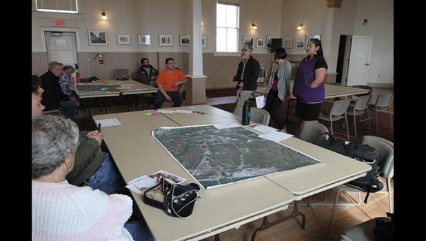 The Historic Planning Commission held a public meeting on June 5 to discuss the Historic Preservation Plan.