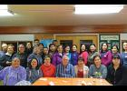 MONGOLIAN DELEGATION–A group of 15 Mongolian officials visited Nome earlier this week to learn about how Alaskans deal with domestic violence. With the assistance of two translators, the delegation met with members of the Nome Social Justice Task Force and the Bering Sea Women's Group boards.