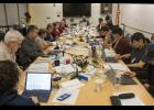 IN SESSION— The Norton Sound Health Corporation Board of Directors met last week from January 30 through February 1 for its regular meeting in Nome.